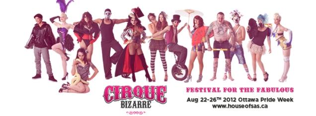 Cirque du Bizarre Ottawa 2012